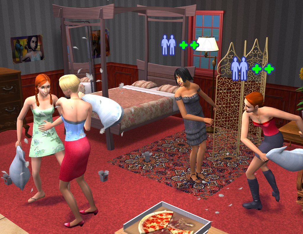 Sims deluxe edition naked cheat anime clips